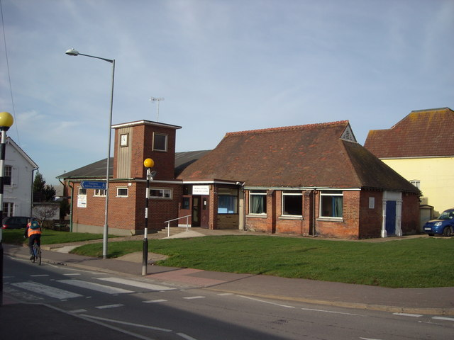 Youth/Community Centre, Bexhill-0n-Sea