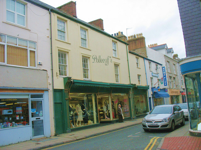 Pollecoff's Department Store, High Street