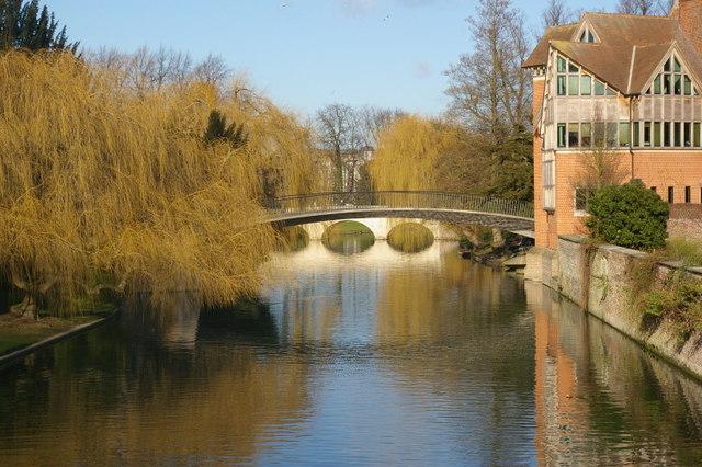 Bridges over the Cam