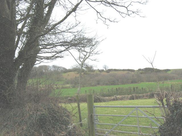 Bryn Bodfel hill