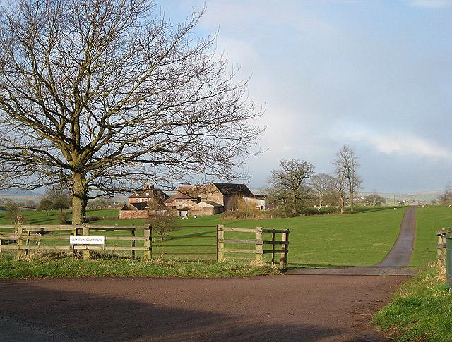 Bernithan Court Farm