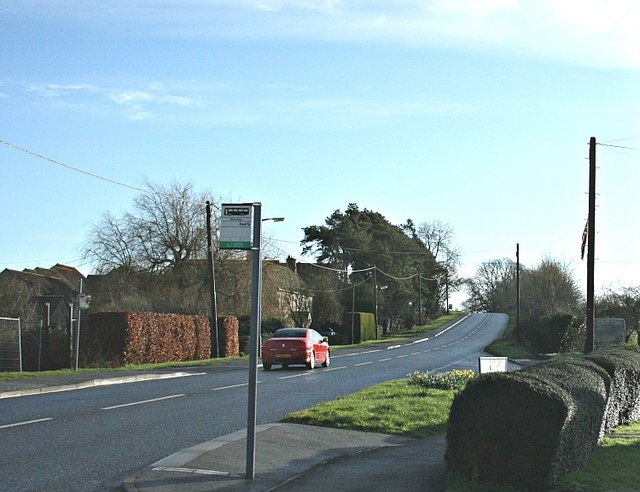 2008 : The A365 out of Atworth