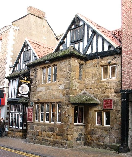 The Fleece, High Street