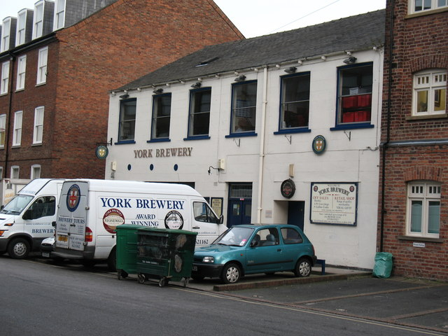York Brewery, Toft Green