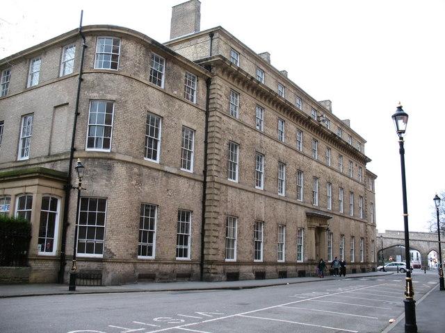 Former Station Hotel