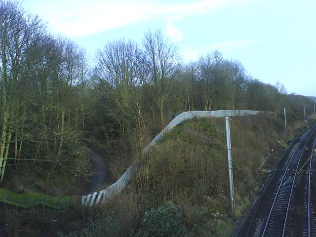 Railway Line Harpenden