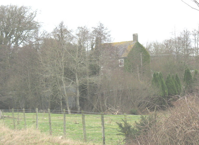Bodvel Hall - a converted gatehouse