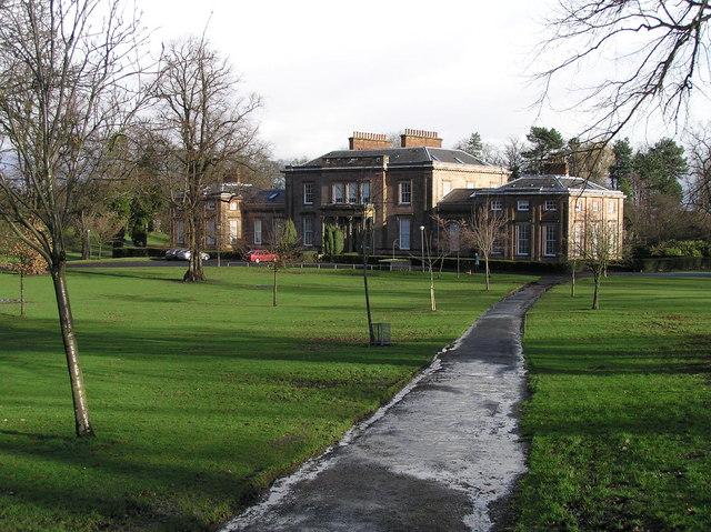 Aikenhead House, King's Park, Glasgow