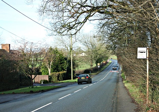 2008 : Leaving Shaw on the A365