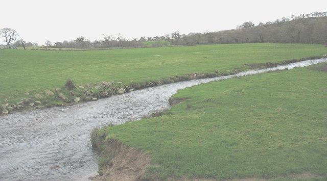 Afon Rhyd-hir below Pont Bodfel