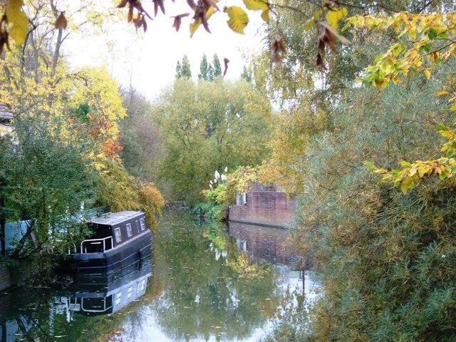 River Brent, Hanwell, W7