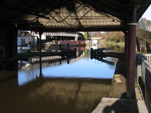 The Graving Dock and its dock gates