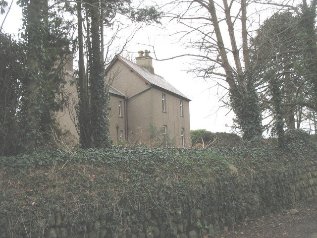 Glasgoed - the former Llannor rectory