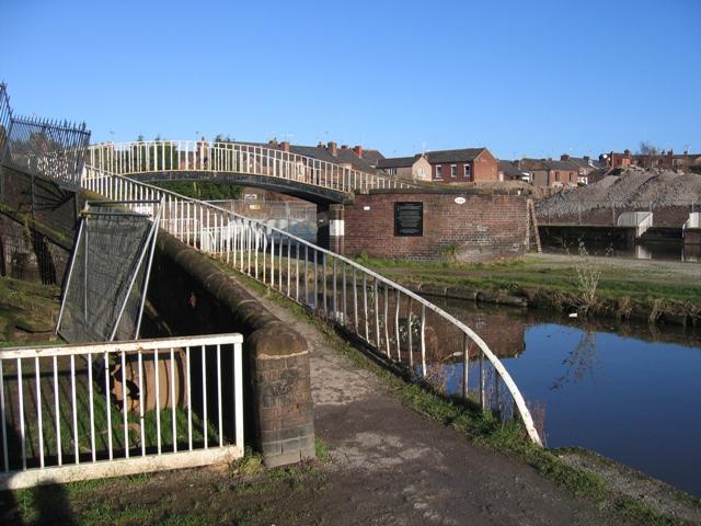 Bridge over the Shropshire Union Canal