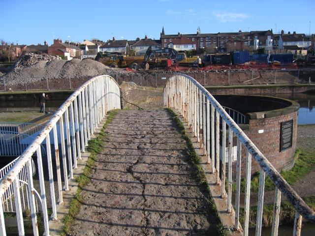 Bridge over the Shropshire Union Canal