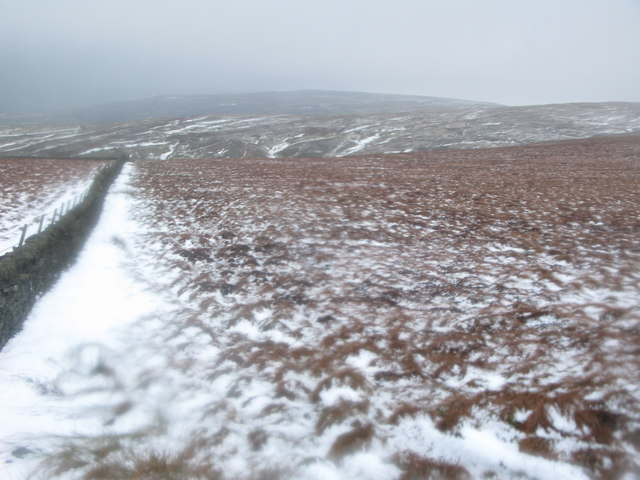 The western slopes of Black Hill