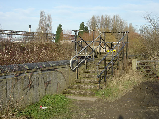 Stile or footbridge?