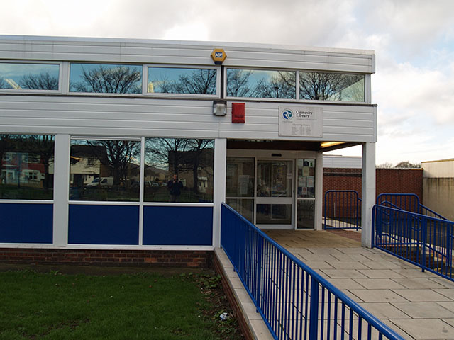 Ormesby Library