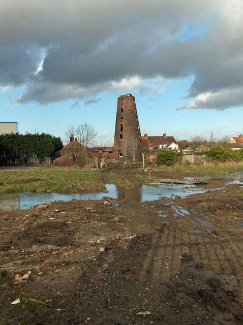 Old Mill, Barton Upon Humber