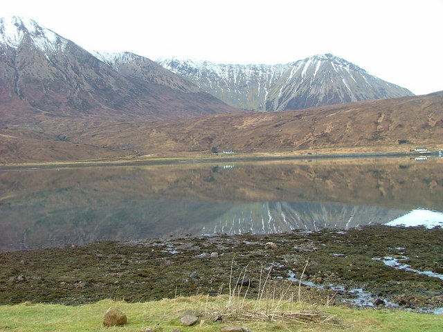 Reflections on Loch Ainort