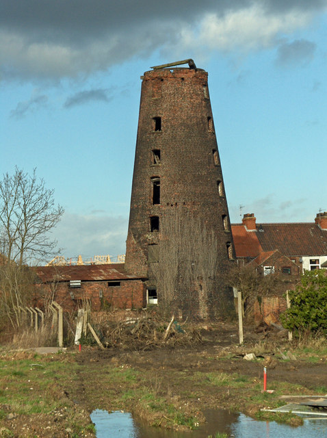 Old Mill, Barton Upon Humber