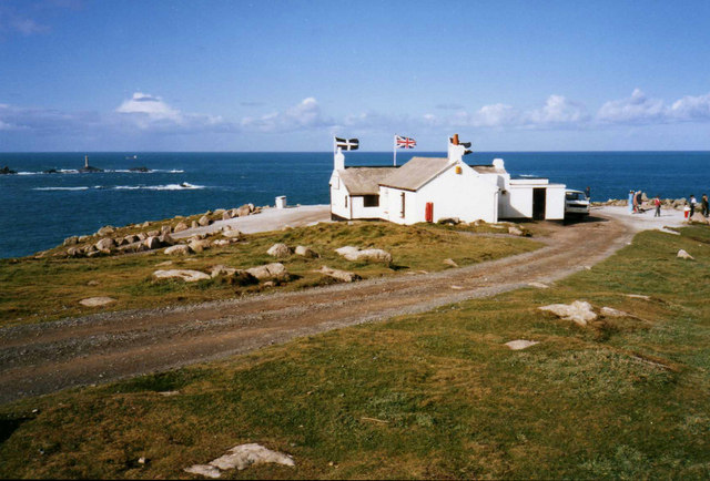 First and Last House, Lands End, Cornwall
