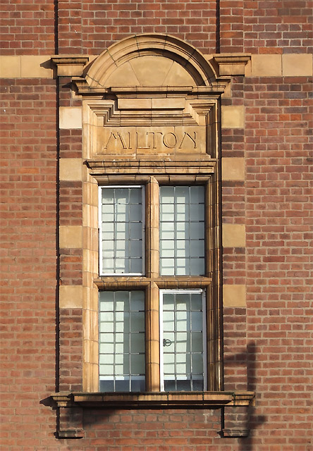 Central Library (detail), Wolverhampton