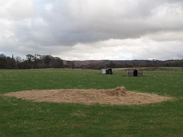 Farmland near Ormesby Grange farm