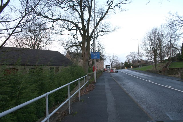 Burnley Road Cliviger