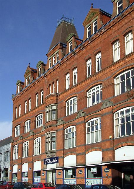 S.J.Dixon and Son Building, Wolverhampton
