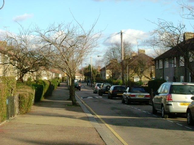 Bentworth Road, W12