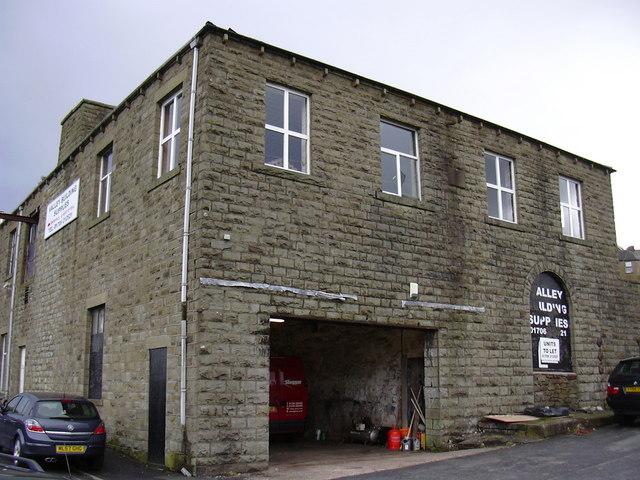 Vine Mill, Haslingden