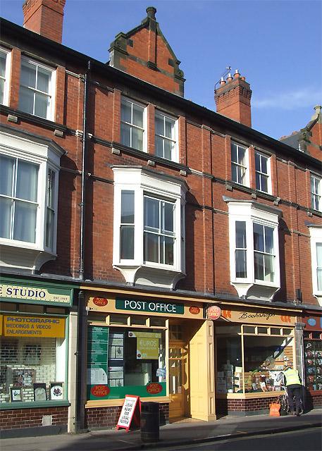 Worcester Street Post Office, Wolverhampton