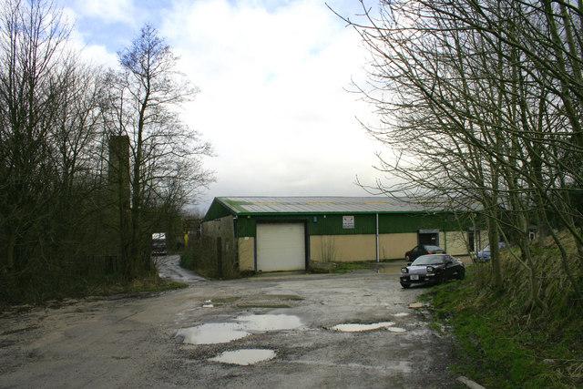Brownside Mill