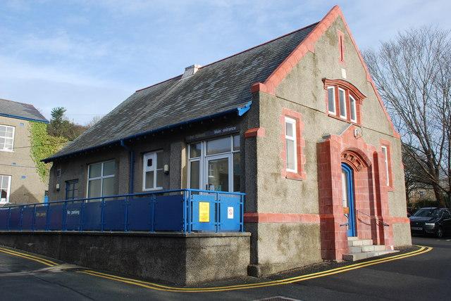 Capel y Wyrcws Pwllheli Workhouse Chapel