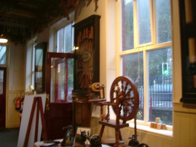Masson Mills museum