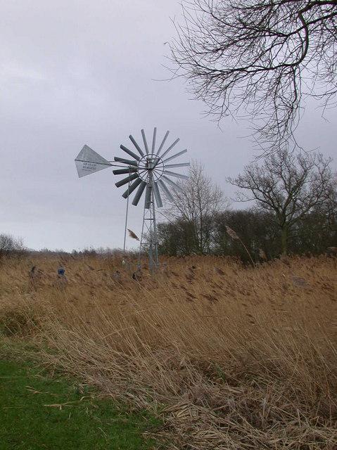 Windpump, Woodwalton Fen