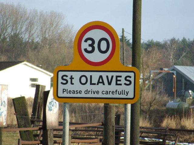 St.Olaves