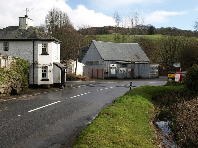 Toll House and The Old Mill, Moretonhampstead