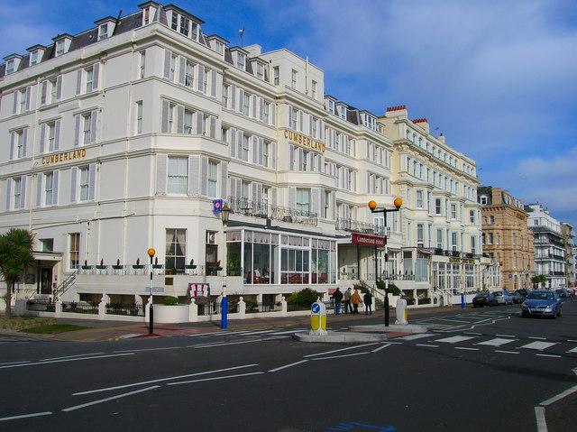 Cumberland Hotel, Grand Parade