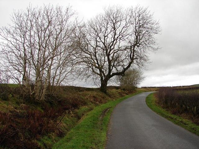 Gategill Hill