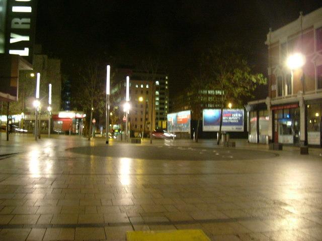 Lyric Square, Hammersmith, W6