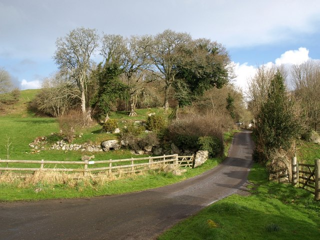 Road to Budleigh Farm