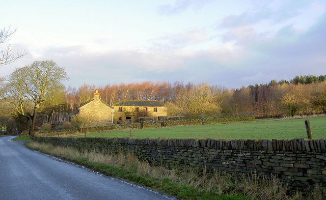 Farmhouse on Litherop Lane