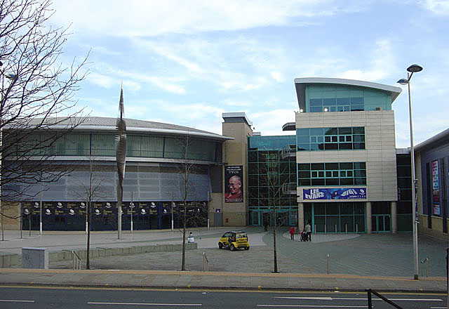 Nottingham Arena and Ice Centre