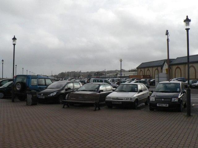 Ryde: Quay Road Long Stay Car Park