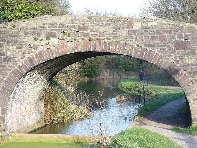 Canal bridge No. 8