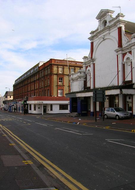 Former Cinema, Seaside Road