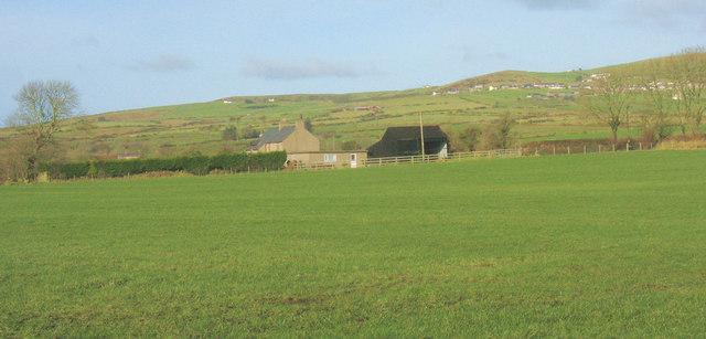 Plas Isaf Farm