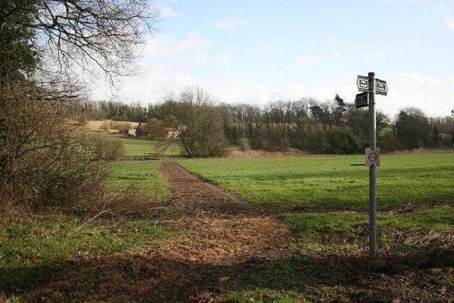 Glentworth footpath